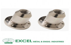 Machined Steel Parts by Excel Metal & Engg Industries