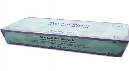 Malaria Test Card by Saif Care