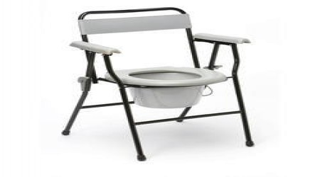 Medical Commode Chair by Mangalam Surgical