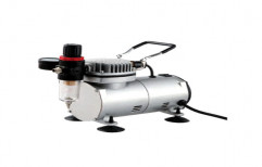 Mini Air Compressor For Tattoo, Cake And Small Applications. by Starq Retails