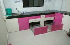 Modular Kitchen by Sunrise Kitchen Decor