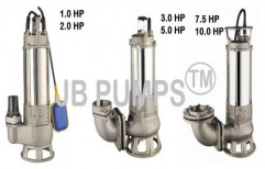 Muddy Water Transfer Pump by Jay Bajarang Engineering & Services