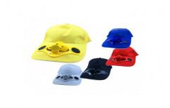 Multi Color Sport Baseball Solar Cap by Multi Marketing Services