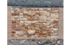 Natural Stone Wall Covering by KK Enterprises
