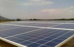 Off Grid Solar Power Plant by Sunya Shakti Manufacturer LLP