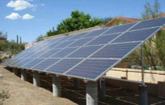 On Grid Solar Power Panel by Roophakavi Power Private Limited