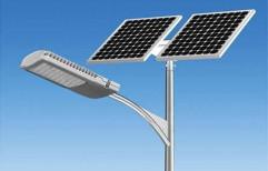 Outdoor Solar Street Light by Sunflower Solar Technology