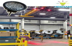 Overhead Crane Warning Light (HIS-LED-OHC-120W) by Hesham Industrial Solutions