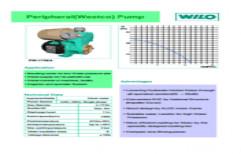 Peripheral (Westco) Pump by M Power
