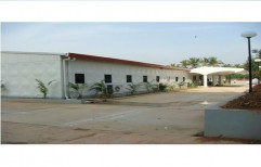 Prefabricated IT Park by Anchor Container Services Private Limited
