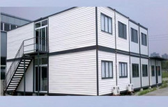 Prefabricated Staff Accommodation by Anchor Container Services Private Limited