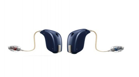 Receiver Canal Hearing Aid