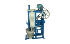 Red Chilli Pounding Machine by Dharti Industries