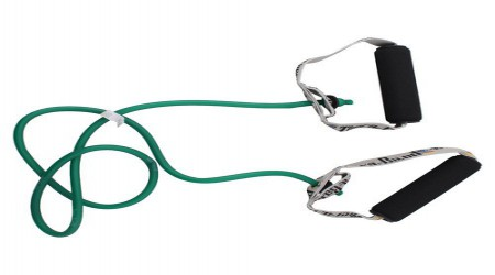 Resistance Tube Green by Isha Surgical