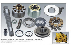 Rexroth Piston Pump Parts by S. M. Shah & Company