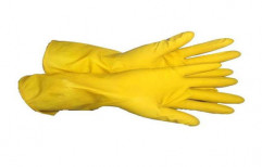 Rubber Hand Gloves by Blazeproof Systems Private Limited