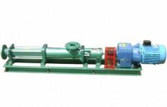 Screw Pump by Mackwell Pumps & Controls