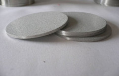 Sintered Metal Filter Disc by Sanipure Water Systems