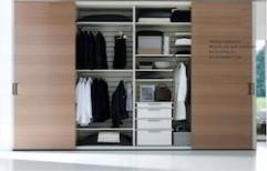 Sliding Door Cupboard by Philips Interiors International