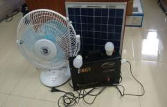Solar Home Lighting System by Tantra International