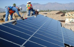 Solar Panel Installation by Radha Energy Cell