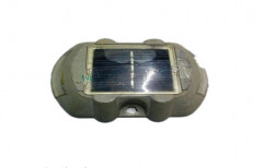 Solar Road Stud Without Shank by Jainsons Electronics