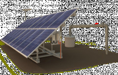 Solar Water Pumping System by Amrut Energy Private Limited