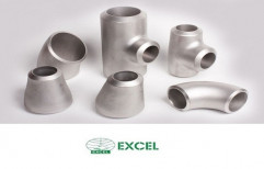 SS 321 Buttweld Fitting by Excel Metal & Engg Industries