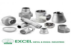 Stainless Steel Forge Fittings by Excel Metal & Engg Industries