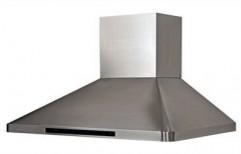 Stainless Steel Kitchen Chimney by Balaji Enterprises