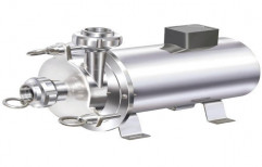 Steel Sanitary Pump by Sanipure Water Systems