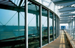 Structural Glass Glazing by Mdp Enterprises