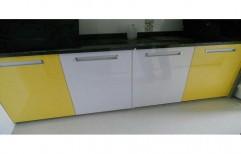 Stylish Kitchen Cabinet by Shree Nathji Steel Arts