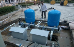 Submersible Pump Twin Booster  systems by Jay Bajarang Engineering & Services