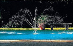 Swimming Pool Fountain by Ananya Creations Limited