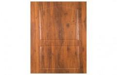 Teak Wood Membrane Doors by Limsen Enterprise
