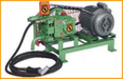 Triplex Plunger Pump by Indian Pumps & Motors