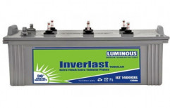 Tubular Inverter Battery by R B S M Electronics Private Limited