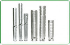 V6 Stainless Steel Borewell Submersible Pump Set by Oswal Pumps