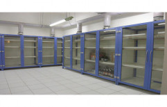 Ventilated Chemical Storage Cabinets by Servo Enterprisess
