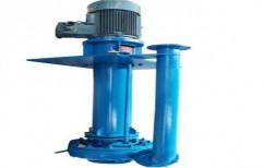 Vertical Pump by Mackwell Pumps & Controls