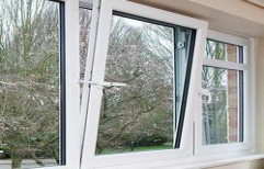 White UPVC Tilt & Turn Window by S.S Enterprises