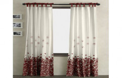 Window Curtain by KNZ Construction
