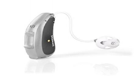 Siemens Wireless Hearing Aid