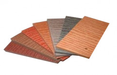 Wood Plastic Composite Sheet by Uttam Steels