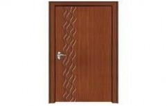 Wooden Membrane Door by Morale Interio Pvt Ltd
