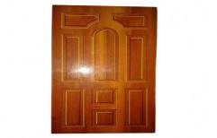 Wooden Panel Door by Sandeep Interiors