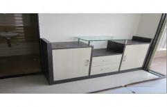 Wooden Table by Shubham Furniture & Aluminium