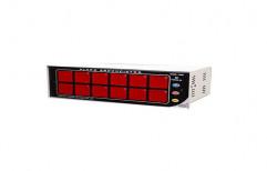 12 Window Alarm Annunciator MODEL: 2 X6N by Sai Enterprises