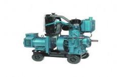 2kva Kirloskar Diesel Generator by Rajat Power Corporation